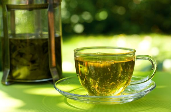 Зеленый чай польза печени