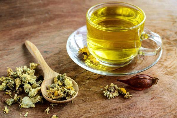 Чем полезен чай из хризантемы