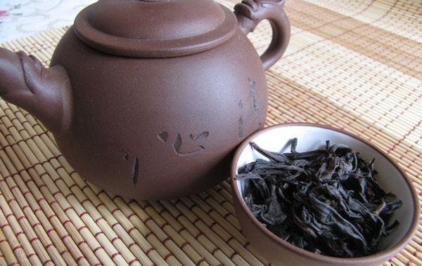 Черный чай улун и его особенности