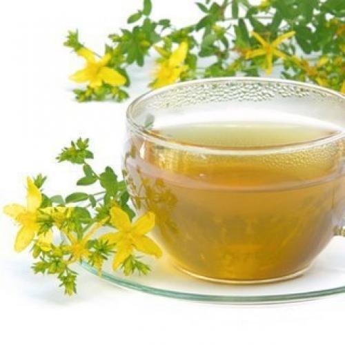 Чай из зверобоя для иммунитета