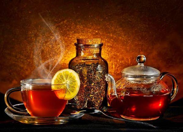 маракеш чай