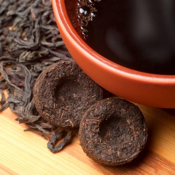 чай пуэр оздаравливает организм