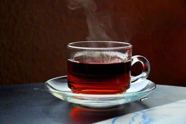 Чай расширяет или сужает сосуды