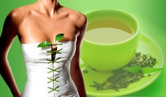зеленый чай стройная фигура