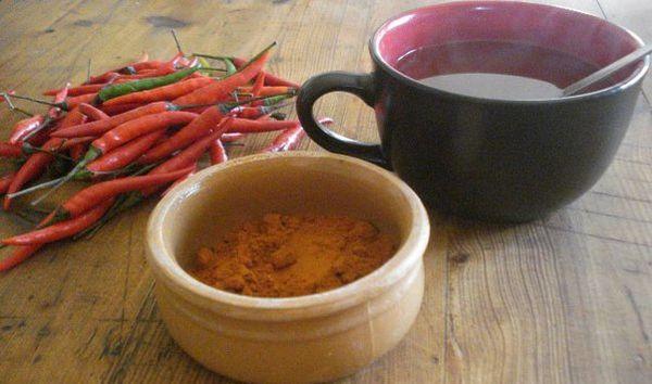 Чай с перцем: рецепт приготовления, польза напитка