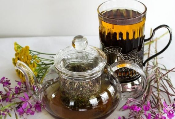 иван чай чабрец