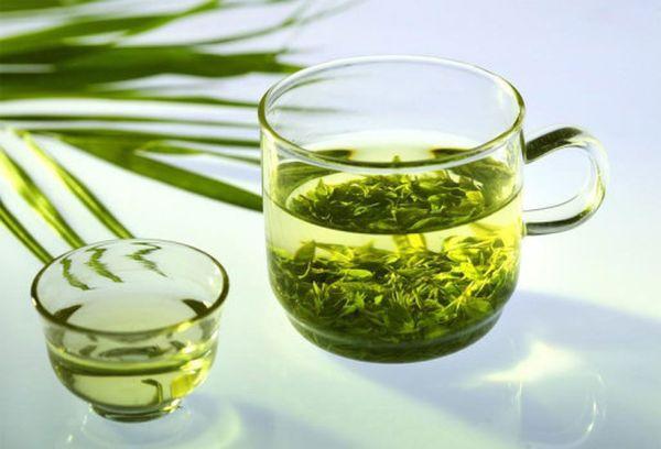 Зеленый чай бодрит или успокаивает