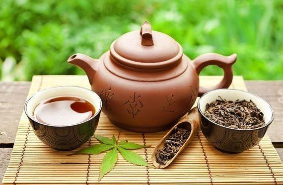 Чайник для заварки чая