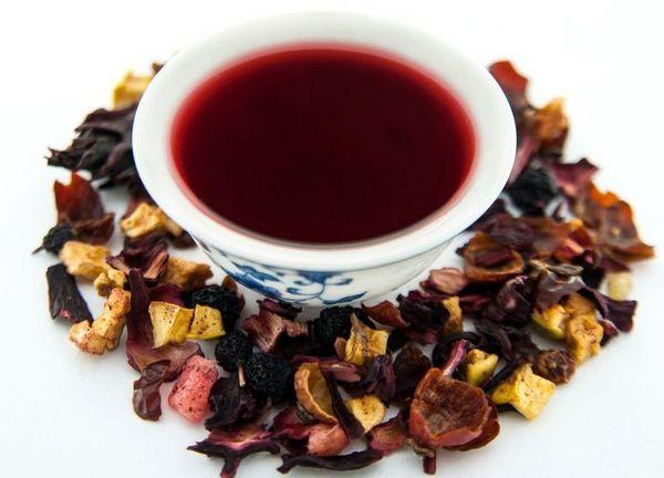 Нахальный фрукт чай
