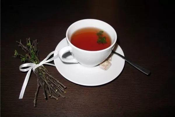 Чай из вишневых веточек польза и вред