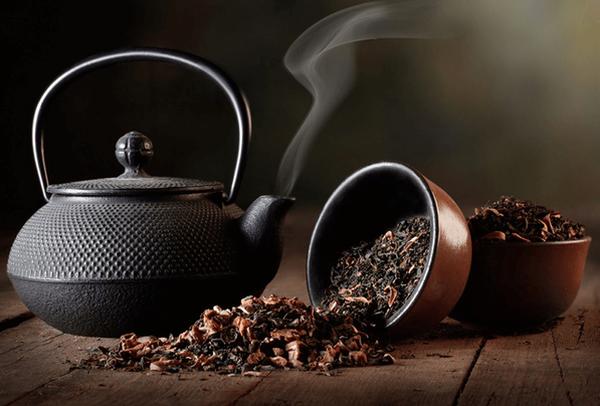 Состав черного чая