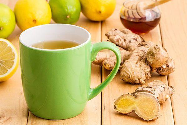 Зеленый чай с имбирем свойства