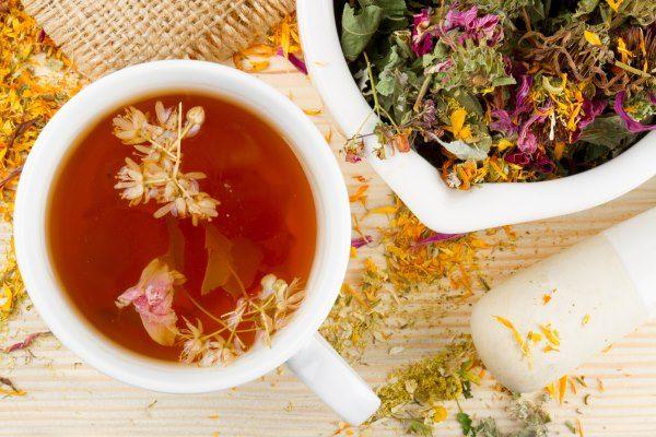 Тибетский чай для похудения