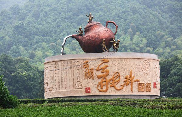 Происхождение чая