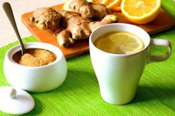 Можно пить имбирный чай на ночь