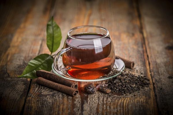 Черный чай, полезные свойства