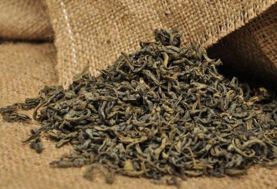 Зеленый байховый чай