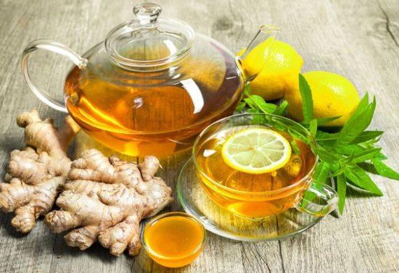 Свойства чая с имбирем
