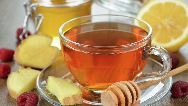 Как сделать чай с имбирем и лимоном