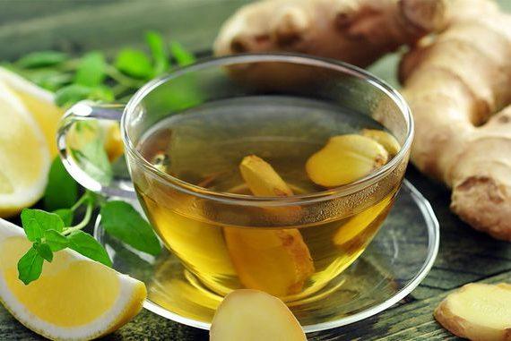 Как делать чай имбирный