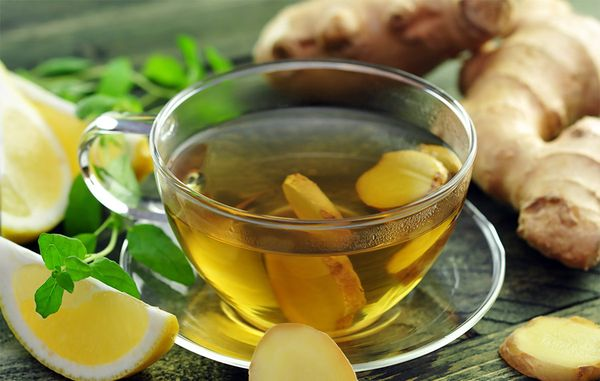 Имбирный чай пошаговый рецепт с фото