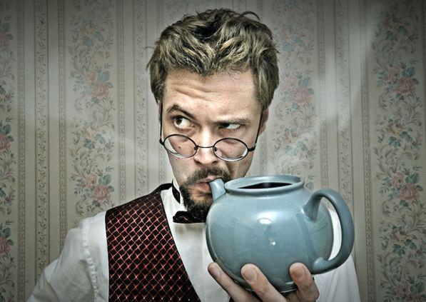 Если покурить чай, что будет