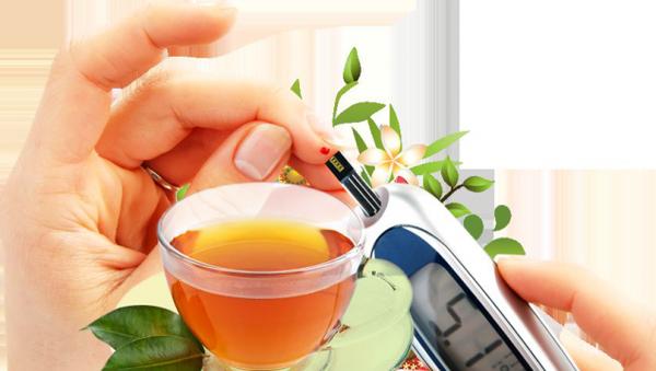 Монастырский чай от диабета