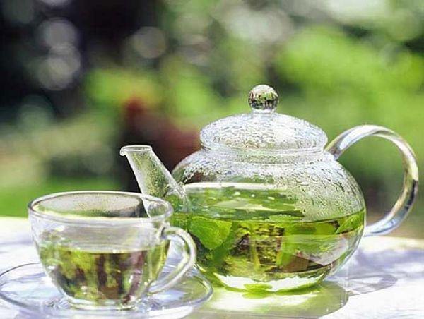 зеленый чай и здоровье