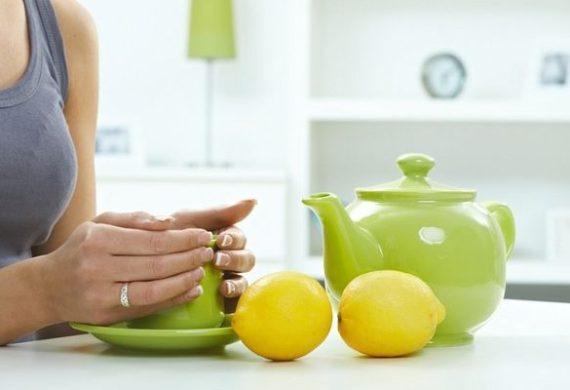Чай с лимоном можно ли кормящей маме