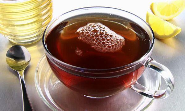чай бодрость крепкий