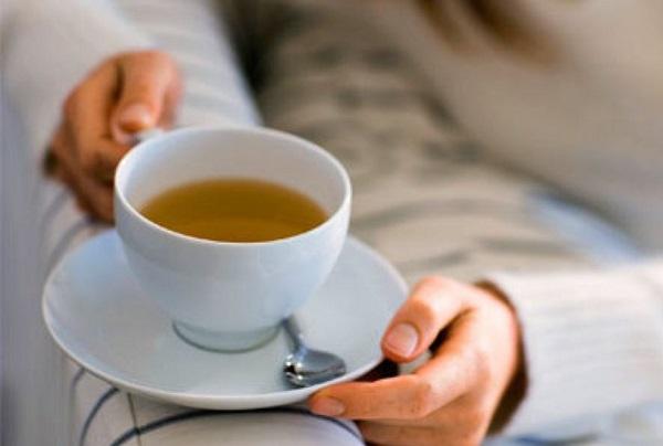 каждый день зеленый чай