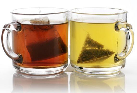 Вред чая