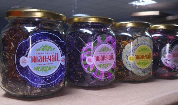 Сибирский чай