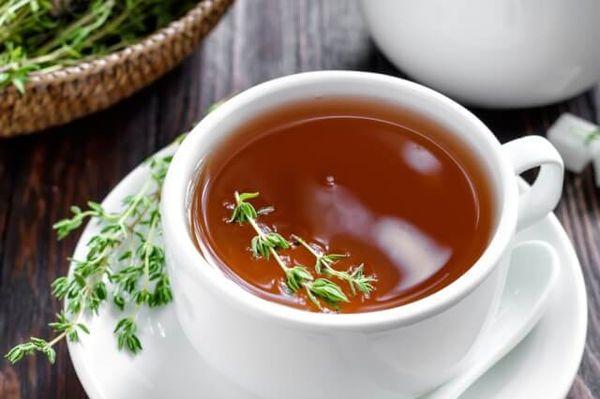 чебрец чай
