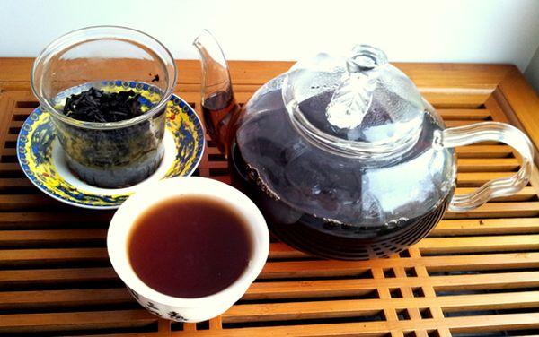 Пуэр чай, эффект опьянения