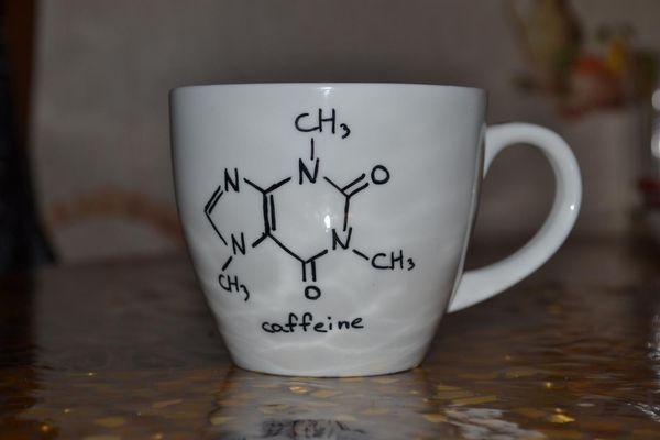 Без кофеина чай