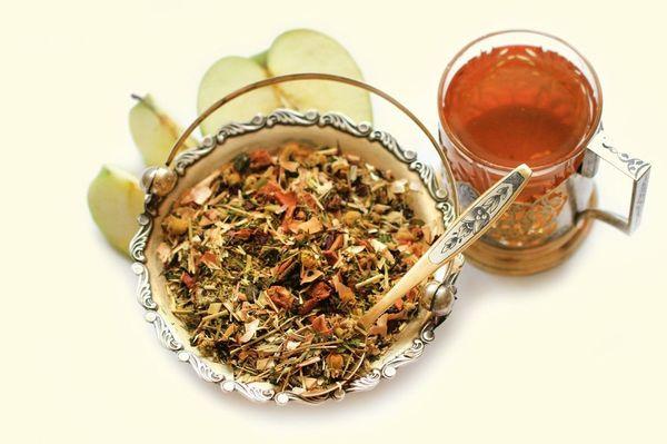 Противопаразитарный чай избавит от гельминтов и других паразитов