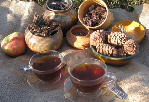 Таежный чай