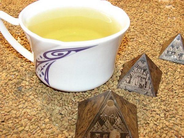 Желтый чай для похудения Египетский или желтый чай