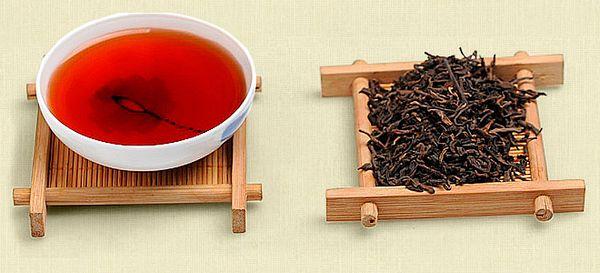 чай гун тин пуэр