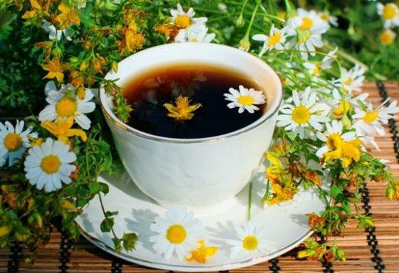 Как правильно заваривать травяной чай