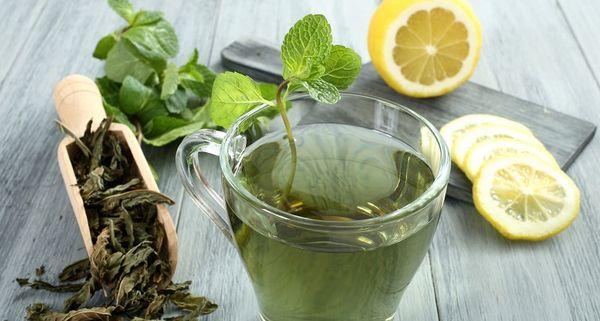 зеленый чай диета