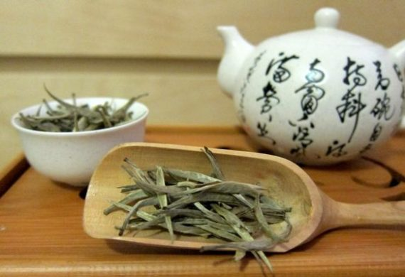 Чай Серебряные иглы