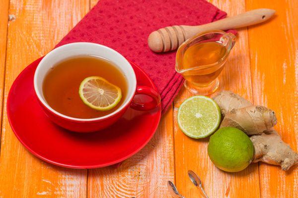 имбирь в чай