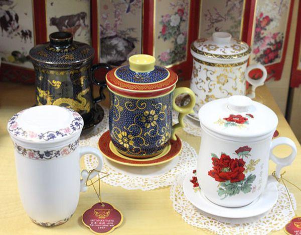 Заварочная кружка для чая