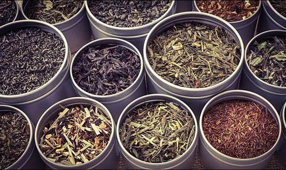 Чай крупнолистовой