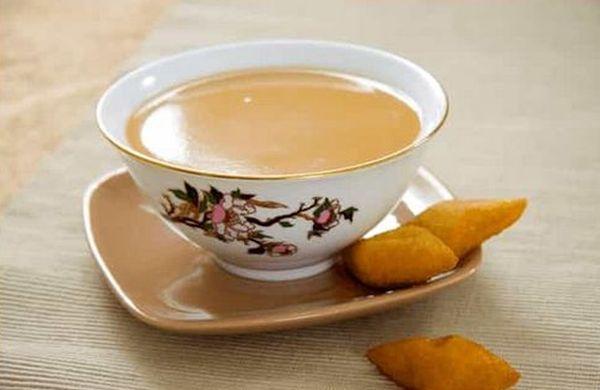 Чай Хан чай — польза зеленого чай с молоком и солью