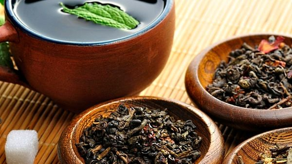 От поноса чай крепкий