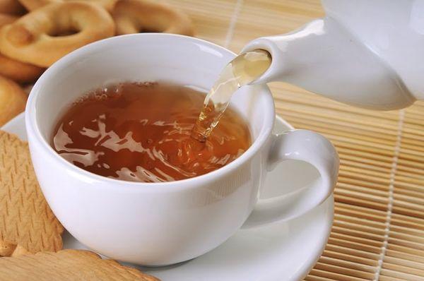 тошнит от чая