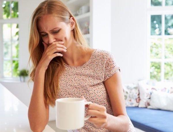 Почему от сладкого чая тошнит